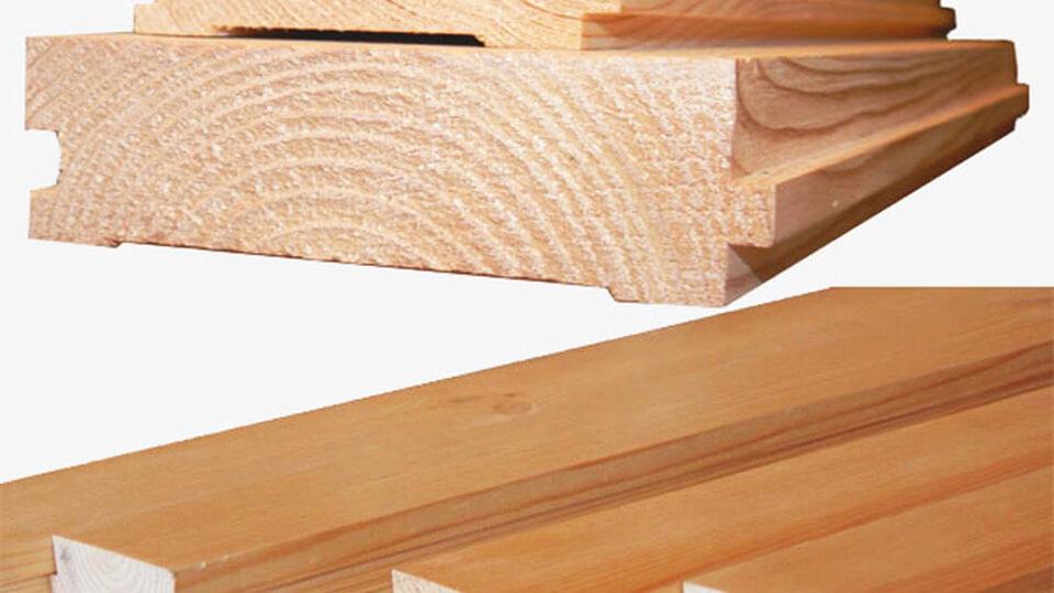 Деревянная вагонка является декоративной доской, предназначенной для обшивки поверхности потолка, стен, дверей.