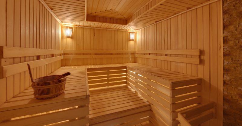 Как недорого построить баню?