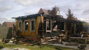 Как демонтировать деревянный дом