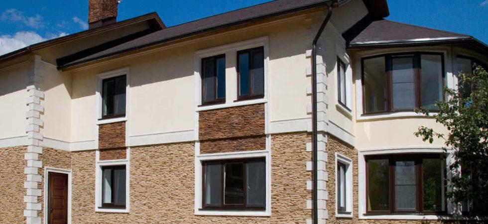 Тонкоштукатурные фасадные системы и их особенности
