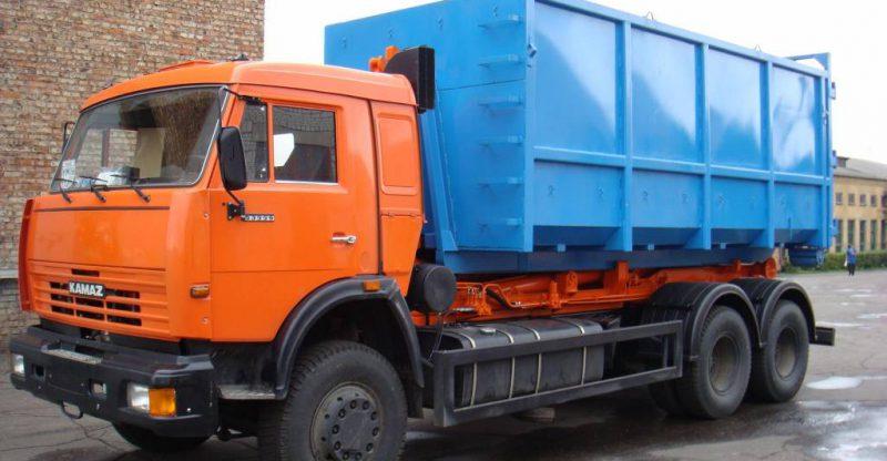 Вывоз мусора с помощью контейнера: особенности и достоинства