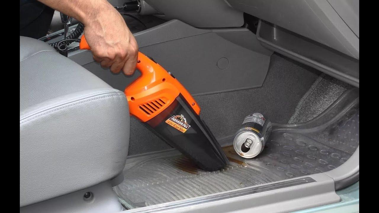 Правила выбора автомобильного пылесоса