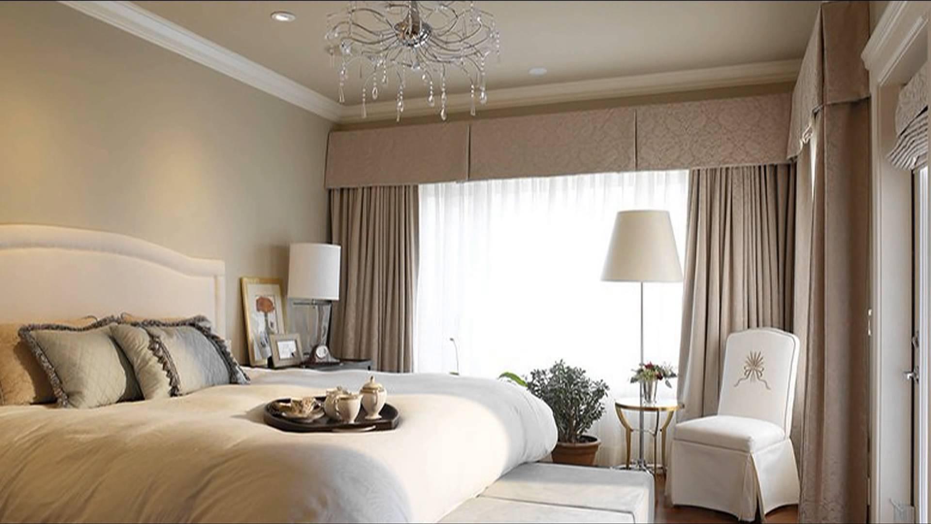 Как выбрать шторы для спальни?